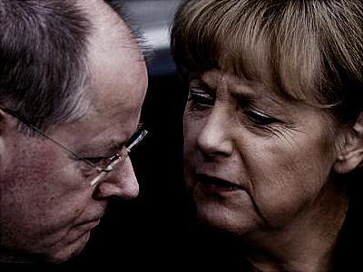 Merkel vs. Steinbrück