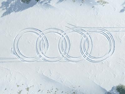 Audi Xmas